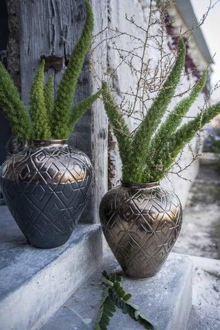 Ceramics & Vases - White Nest