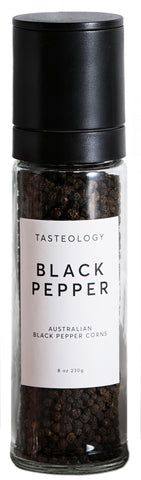 Tasteology Black Pepper Grinder