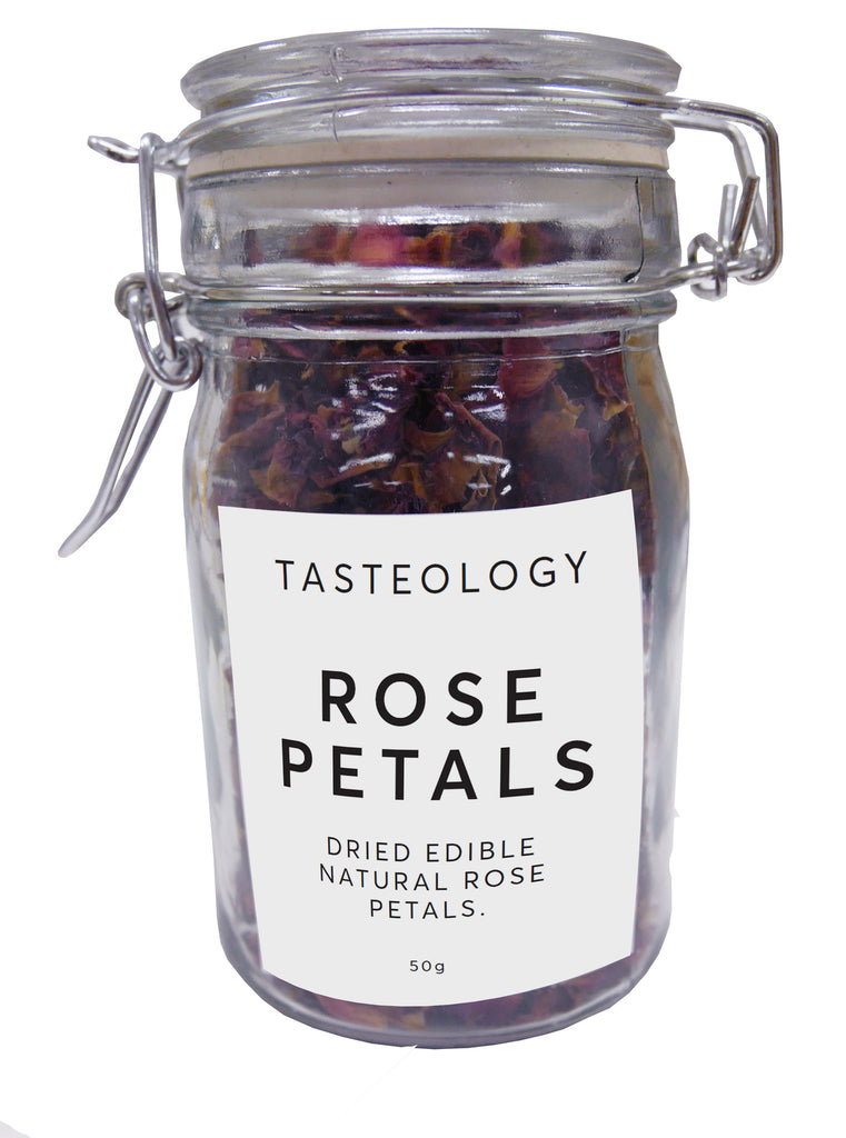 Tasteology Edible Rose Petals