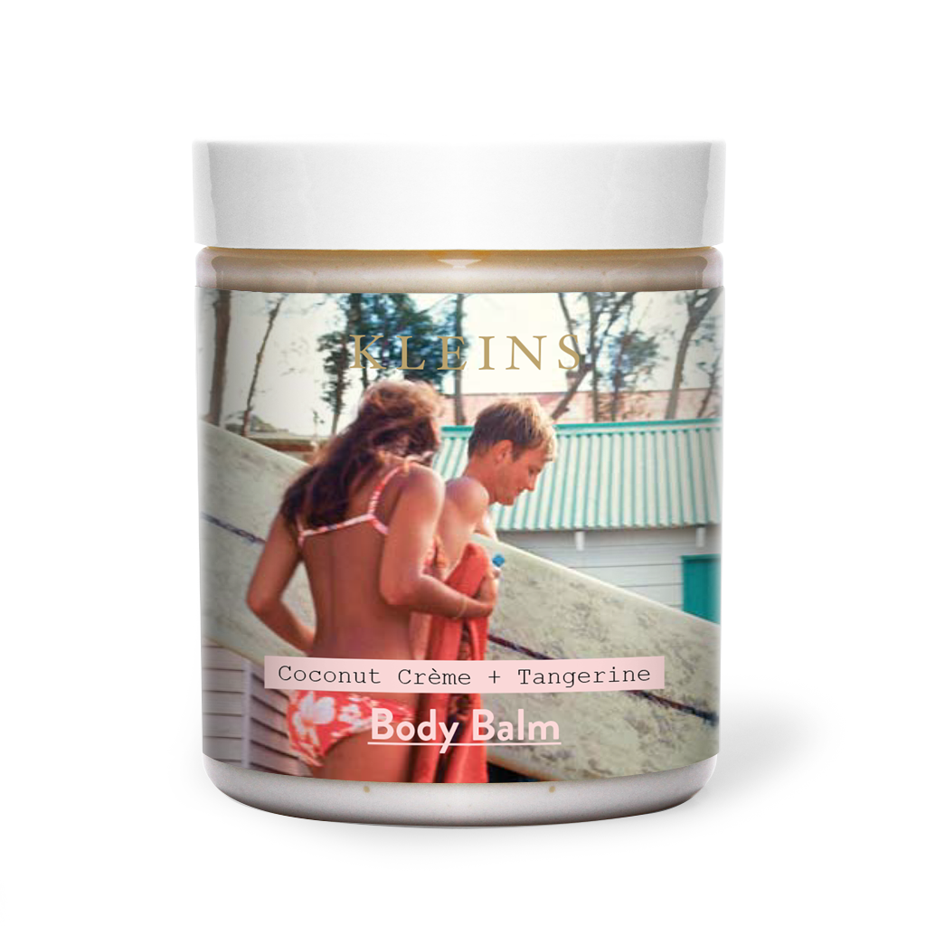 Kleins Surfer With Girl Body Balm