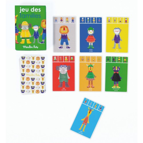 Moulin Roty Jeu Des Familles Happy Families Game