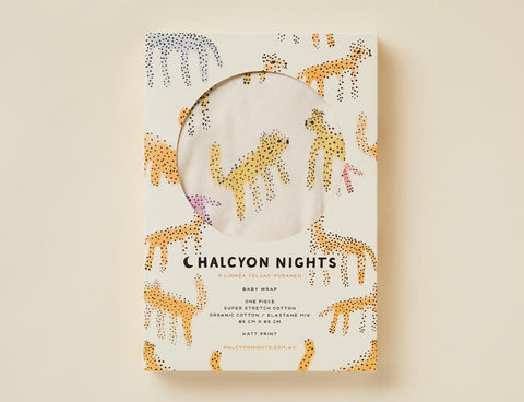 Halcyon Nights Baby Wrap
