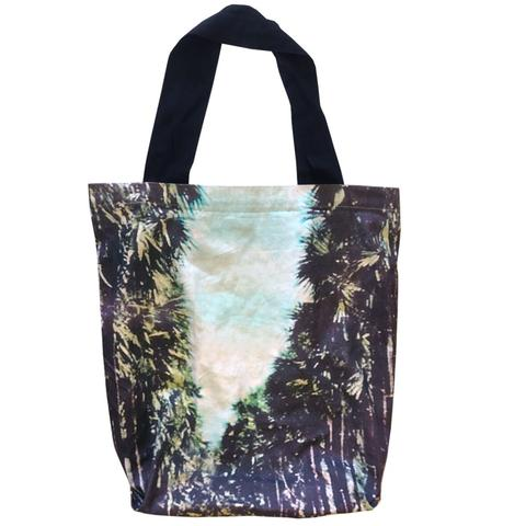 Palm Cover Oversized Tote Bag - Ourlieu
