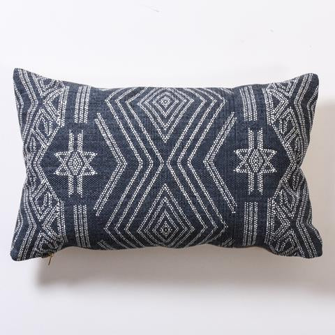 Indigo Love Insignia Cushion