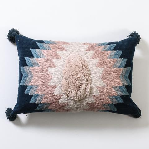 Indigo Love Eclipse Cushion