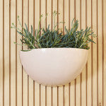 Pots/Planters/Stands - White Nest