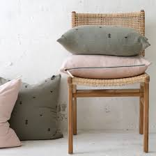 Cushions - White Nest
