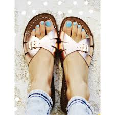 Saltwater Womens Slides