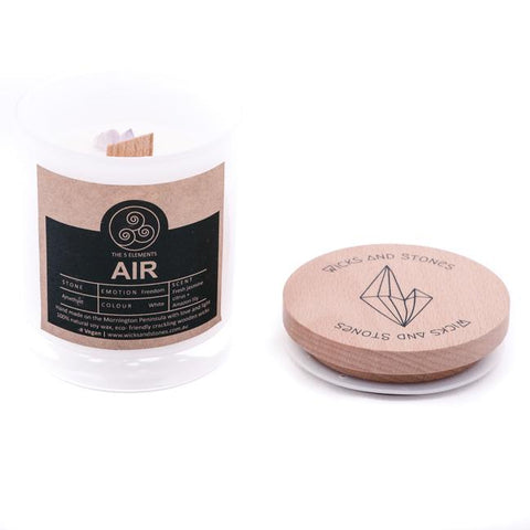 Wicks And Stones - Air Candle