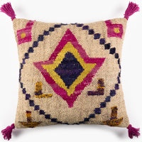 Ruby Star Tomahawk Cushion 60 x 60 cm