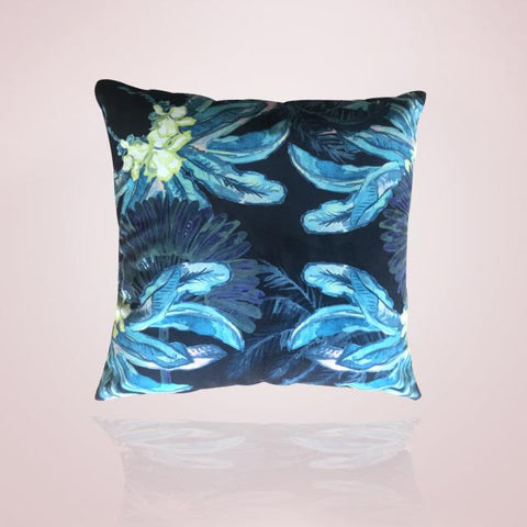 Libby Watkins Gypsy Palm Cushion