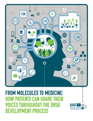 From Molecules to Medicine: How Patients Can Share Their Voices Throughout the Drug Development Process
