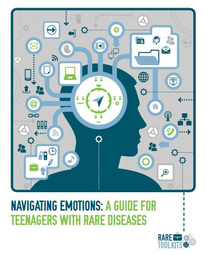 Navigating Emotions:  A Guide for Teenagers with Rare Diseases