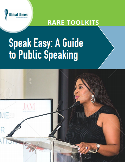 Speak Easy: A Guide to Public Speaking