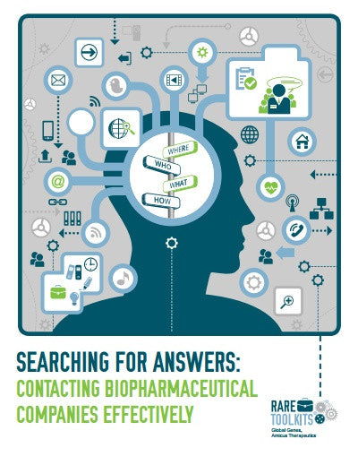 Searching for Answers: Contacting Biopharmaceuticals Companies Effectively