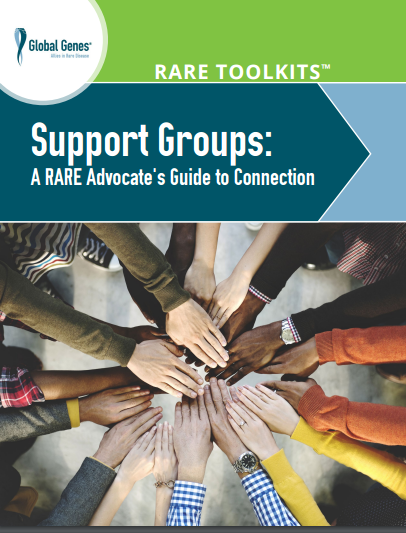 Support Groups: A Rare Advocates Guide to Connection