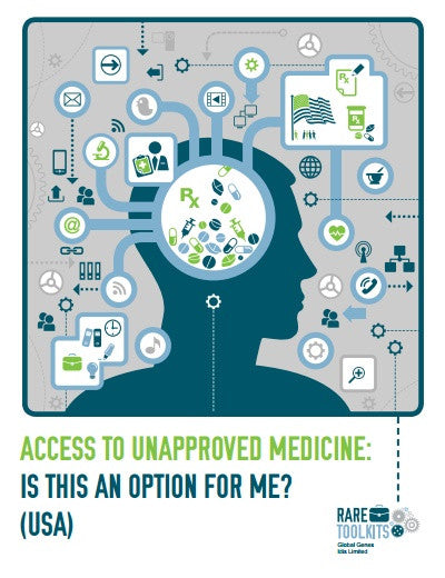 Access To Unapproved Medicine: Is this an option for me?  (USA)