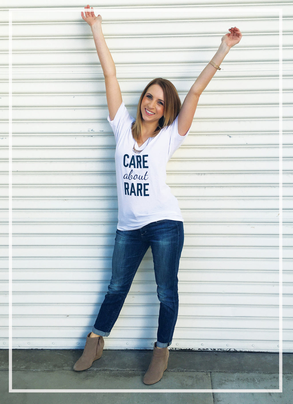 Care about Rare T-Shirt