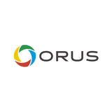 Orus Abstract Logo - Logo Cosmos