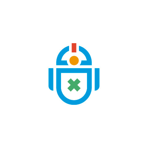 Android & Robot Logo