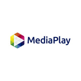 Media Play Logo - Logo Cosmos
