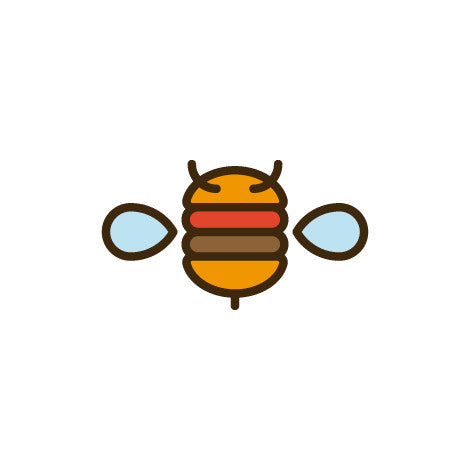 Bee Burger Logo