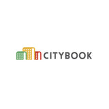 City Book Logo - Logo Cosmos