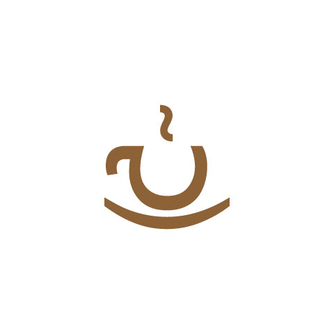 Letter Coffee Logo