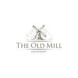 The Old Mill Logo - Logo Cosmos