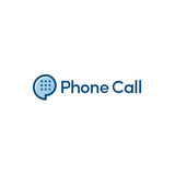 Phone Call Logo - Logo Cosmos