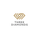 Three Diamonds Logo - Logo Cosmos