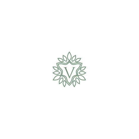 Vegetable Shield Logo - Logo Cosmos