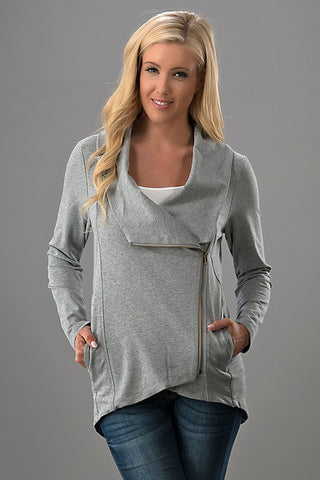 Comfy in Grey