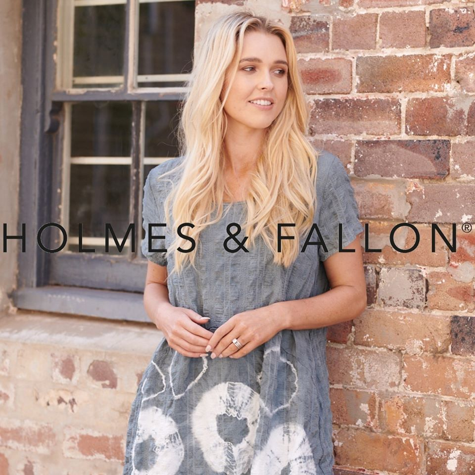 Holmes and Fallon Fashion