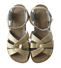 Salt Water Original Shoes Gold Adult - Global Free Style