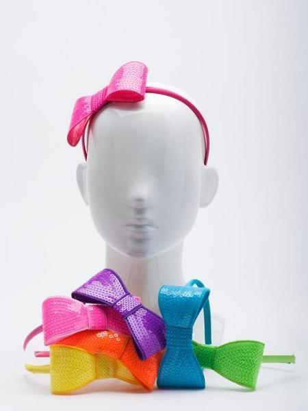 Ford Millinery Sequin Bows - Global Free Style