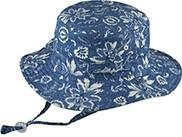 Millymook Girls Floppy Hat Kaylee Blue - Global Free Style