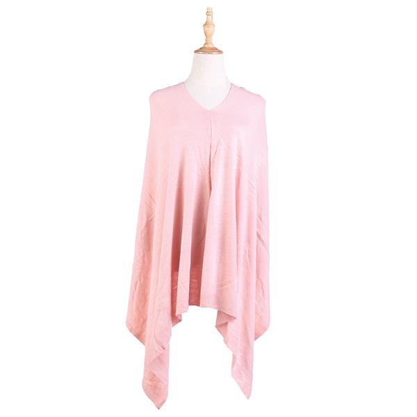 Ameise Poncho Pink - Global Free Style