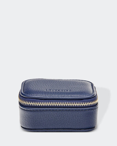 Louenhide Suzie Jewellery Box Navy - Global Free Style