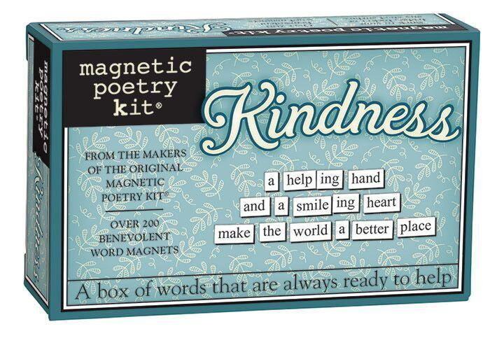 Magnetic Poetry Kindness - Global Free Style