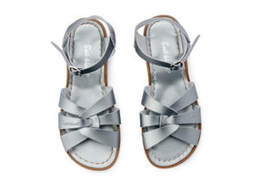 Salt Water Original Shoes Pewter - Global Free Style