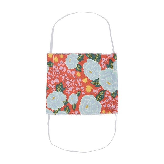 Annabel Trends Face Mask Surgical Style Pretty Peonies - Global Free Style