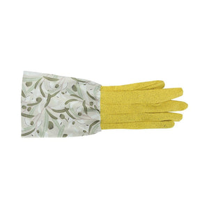 Annabel Trends Long Sleeve Garden Gloves Gumnuts Sage - Global Free Style