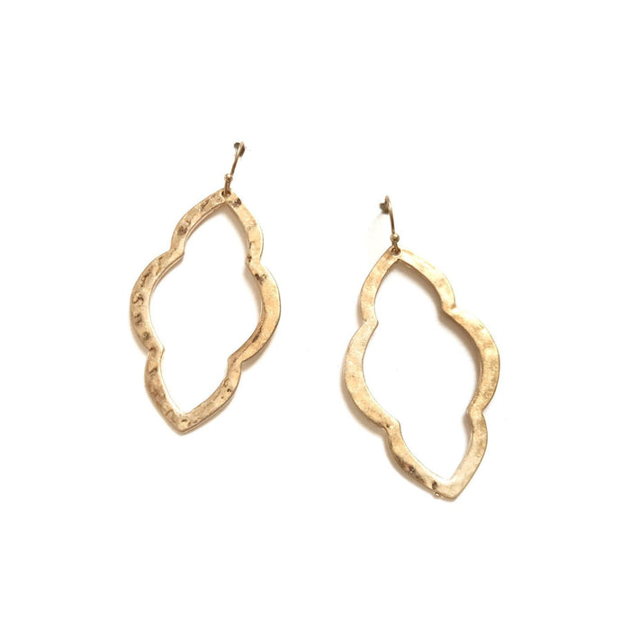Zoda Chavali Earring Gold - Global Free Style