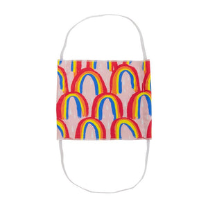 Annabel Trends Face Mask Surgical Style Rainbow - Global Free Style