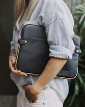 Louenhide Clare Black Laptop Compendium Bag - Global Free Style