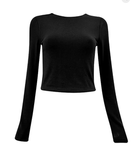 Sunny Girl Holly Long Sleeve Top 3 Colours - Global Free Style