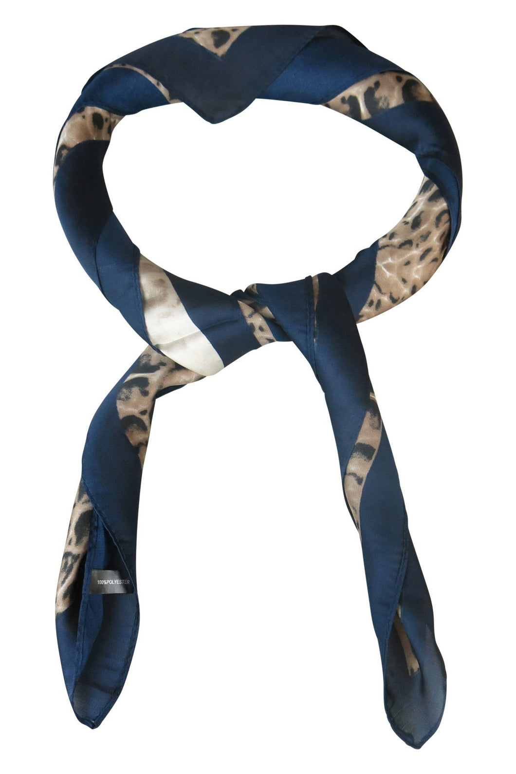 Morgan & Taylor Julie Scarf Navy - Global Free Style