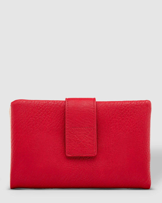 Louenhide Bailey Wallet Raspberry - Global Free Style