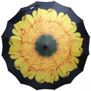 Lavida Umbrella Yellow Flower - Global Free Style